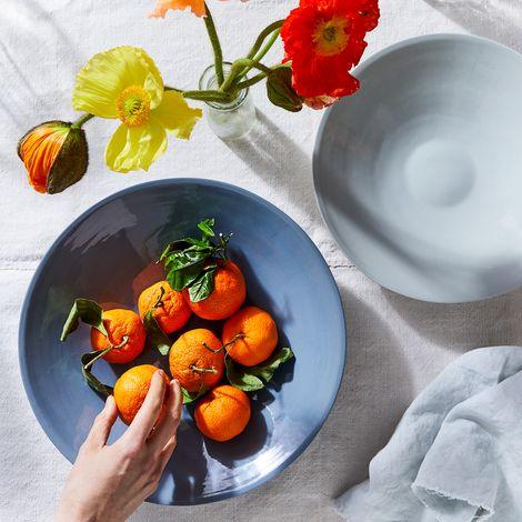 Mud Australia Porcelain Nested Serving Bowl