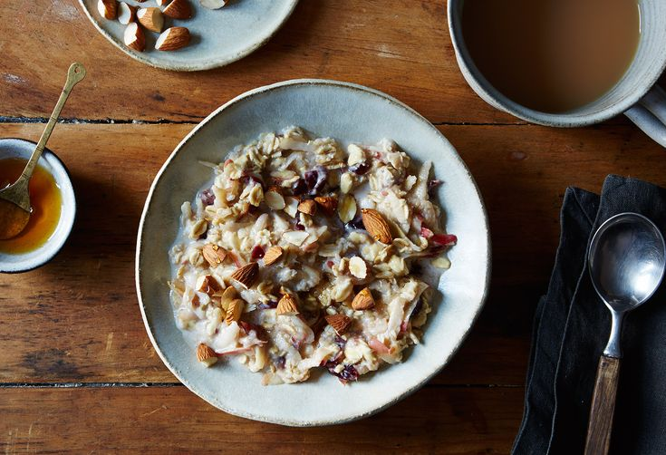How to Make Muesli Ahead for School Mornings