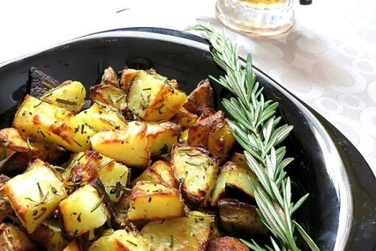 Roasted Rosemary Potato