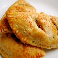 Hand Pies with a Riff on Mustard