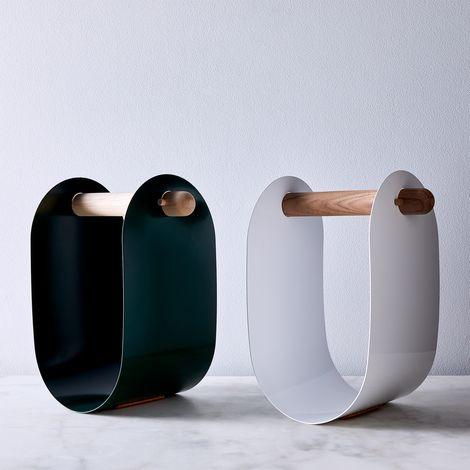 Modern Magazine Print Rack