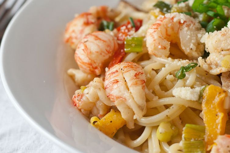 Cajun Lobster Pasta Recipe on Food52