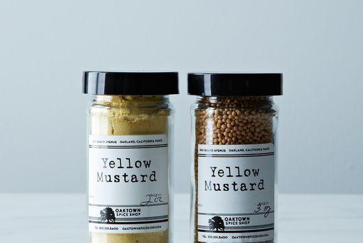 Yellow Mustard Powder and Seed Duo