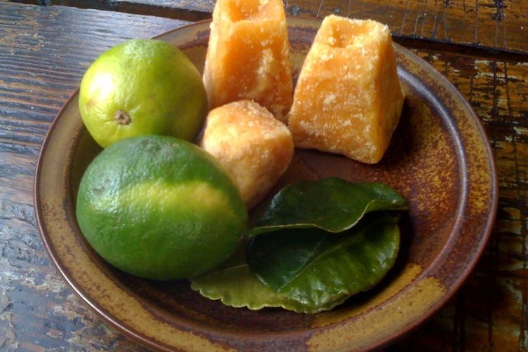 Coconut-Lime Sorbet