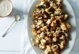 3a3d8caf a84a 4a1c 9512 fcf28720b563  2015 0825 spice roasted cauliflower with pine nuts and tahini drizzle bobbi lin 9103