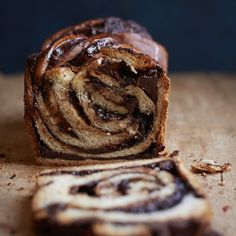 The Famous Chocolate Babka