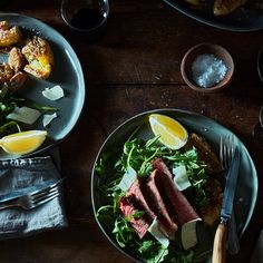 J. Kenji López-Alt's Butter-Basted, Pan-Seared Thick-Cut Steaks Recipe