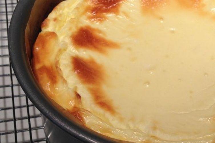 Savory Goat Cheese Cake