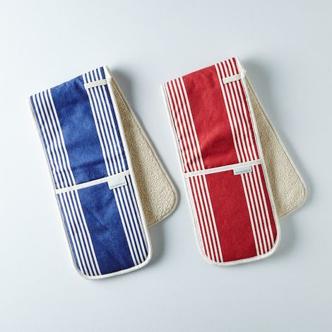 Oxford Double Oven Mitt