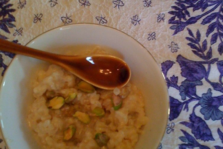 The 'I'm NOT eating THAT' Rice Pudding