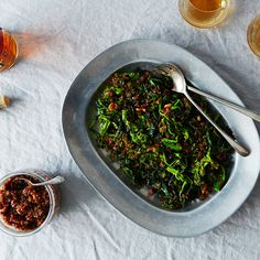 XO Sauce with Broccoli Rabe