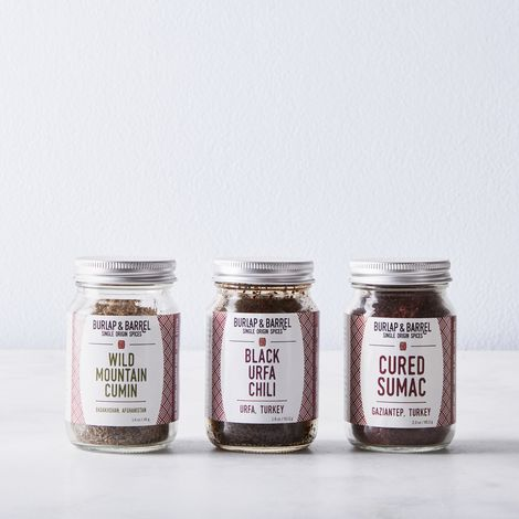 Single Origin Meat & Grilling Seasoning Spices (Set of 3)