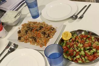 instant pot uzbek plov recipe on food52