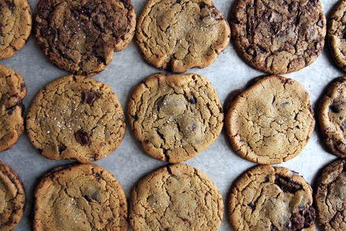Saveur Chocolate Chunk Cookies