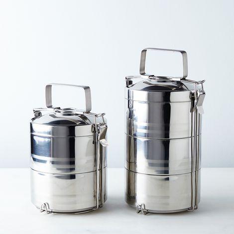 Stainless Steel Tiffins