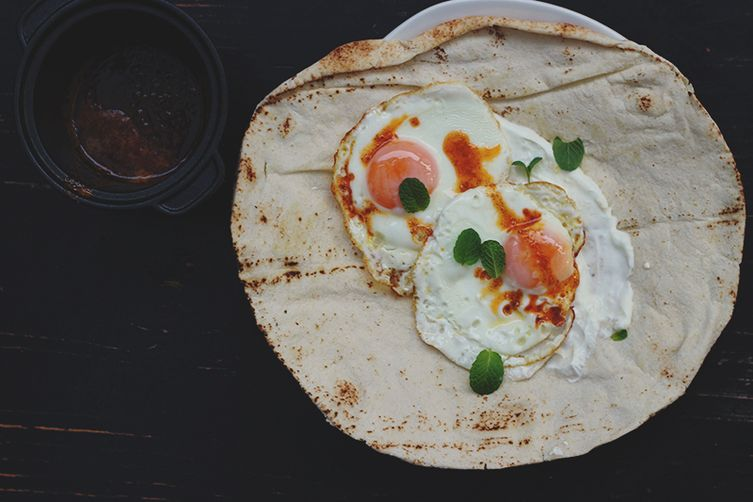 Simple Turkish Eggs