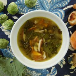 Ginger-Spiked Immunity Soup