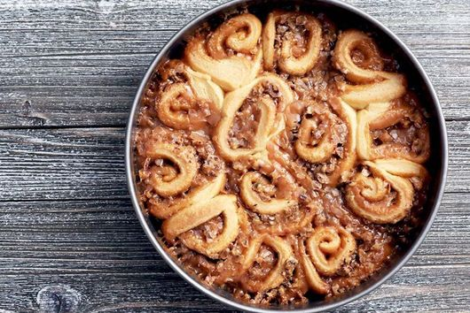 Sticky Sweet Rolls With an Ethereal, If Unusual, Caramel