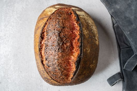 Roasted Beetroot Sourdough