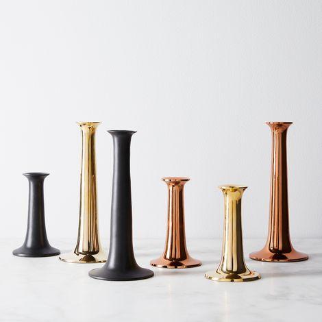 Modern Candlesticks (Set of 2)