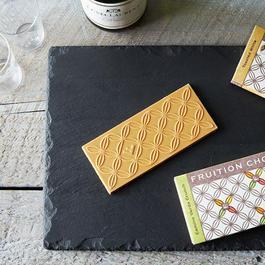 White Chocolate and Chocolate Crunch, 2 Bars