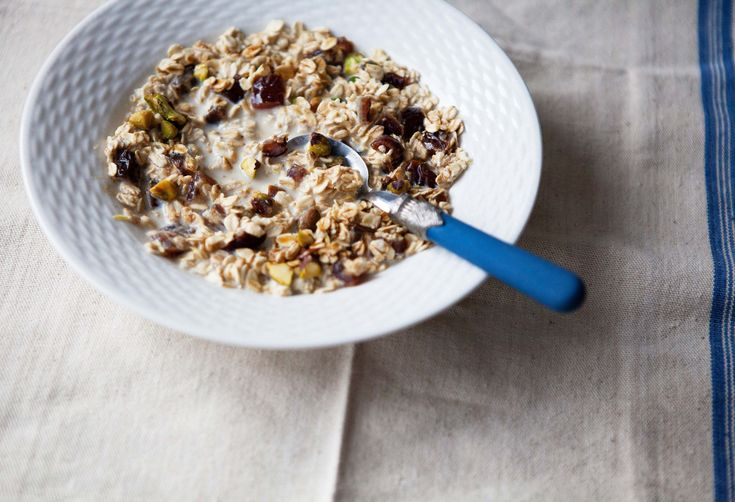 New Year, New Muesli