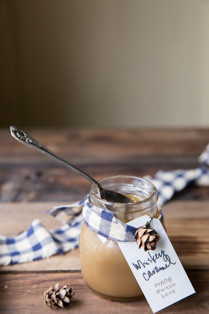 Homemade Whiskey Caramel Sauce Recipe