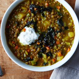 How to (lentil soup...or) by Erika Lessard