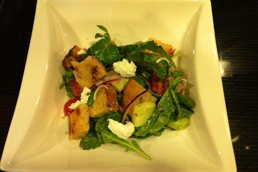 Bread Salad with Sweet Onion Vinaigrette