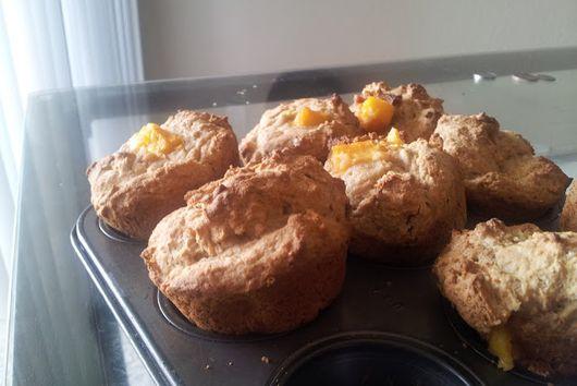 """Blank-Canvas"" Buttermllk Muffins"