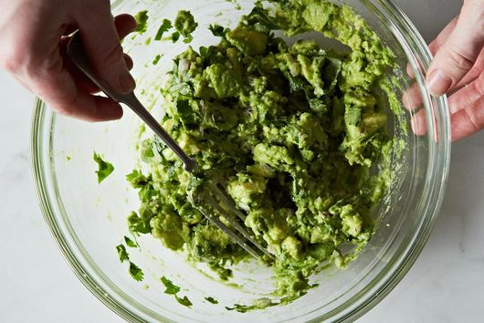 The Controversial Ingredient Your Guacamole Has Been Missing