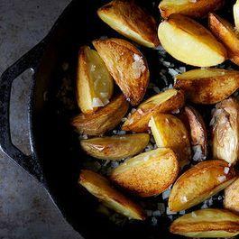 10 Ways to Dress Up Potatoes