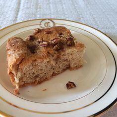 German Style Cream-Baked Coffee Cake