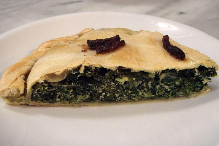 Tuscan Ricotta and Broccoli Rabe Pie - Erbazzone Recipe on Food52
