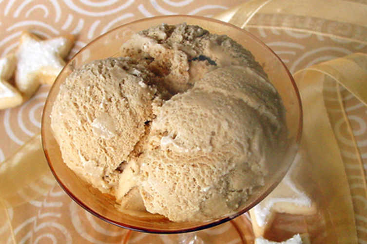 Dark Muscovado Ice Cream