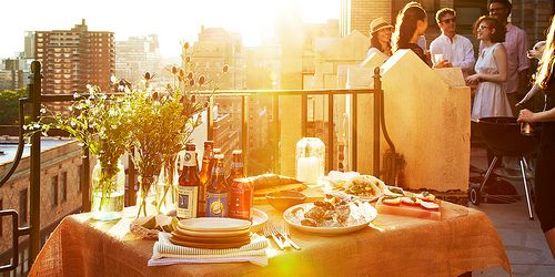 Shop Provisions Rooftop Party