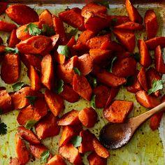Mulligatawny Carrots