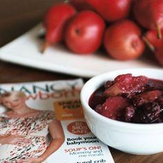 Scandinavian Autumn Fruit Soup
