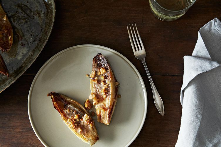 Roasted endives from Food52