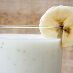 Banana Colado Smoothie