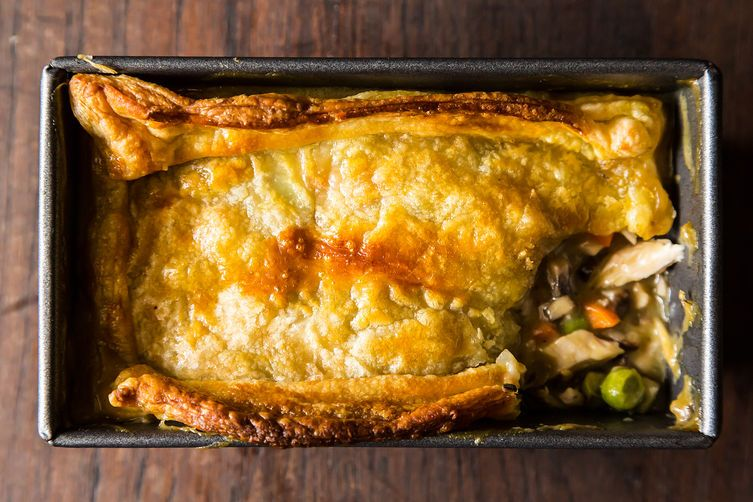 Turkey Pot Pie by Food52