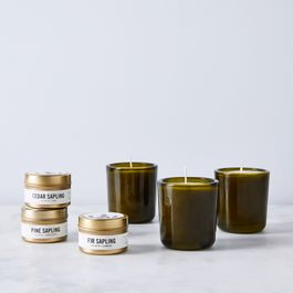 Food52 x Farmhouse Pottery Forest Candle