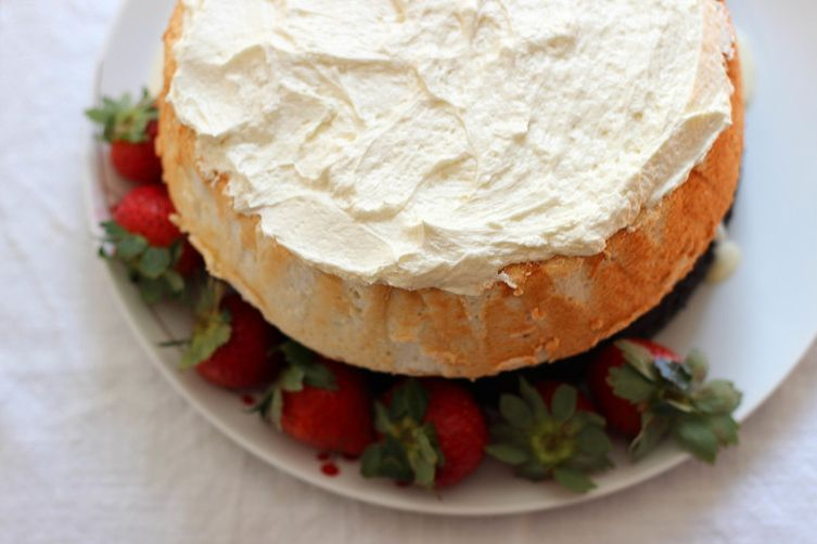Devil's Angel's Food Cake