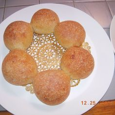 Whole-grain Olive Oil Dinner Rolls