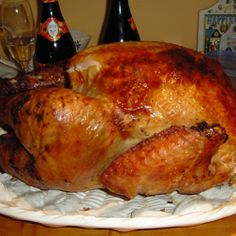 Creole Roast Turkey