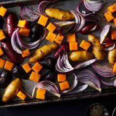 Co-Roast Your Vegetables, Make Dinner Harmony