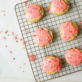 Strawberry Fig Pop-Tarts
