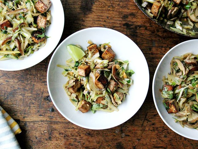 A Noodle-Free Pad Thai That Breaks All the Rules