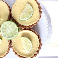 Mini Kaffir Lime Tarts