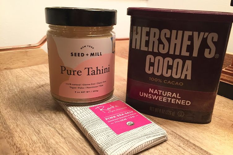 Seed + Mill 3-Ingredient Tahini Chocolate Truffles